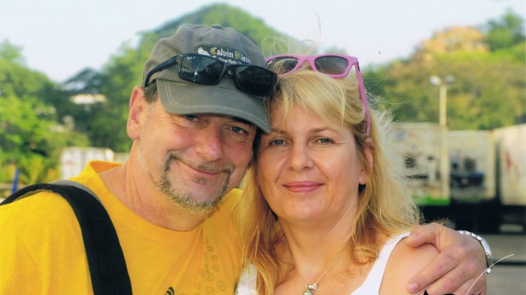 Walter und Sabine Bauer aus Bad Staffelstein